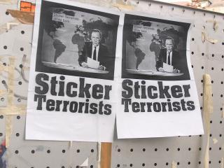 sticker terrorists